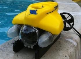 VideoRay Pro 4 ROV