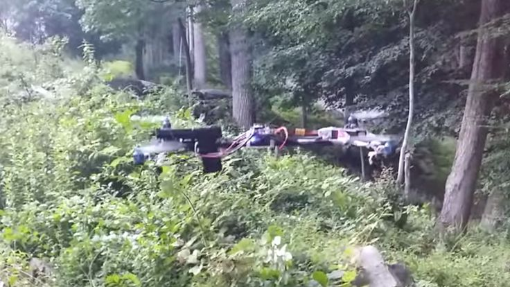 Watch this totally illegal drone fire a handgun