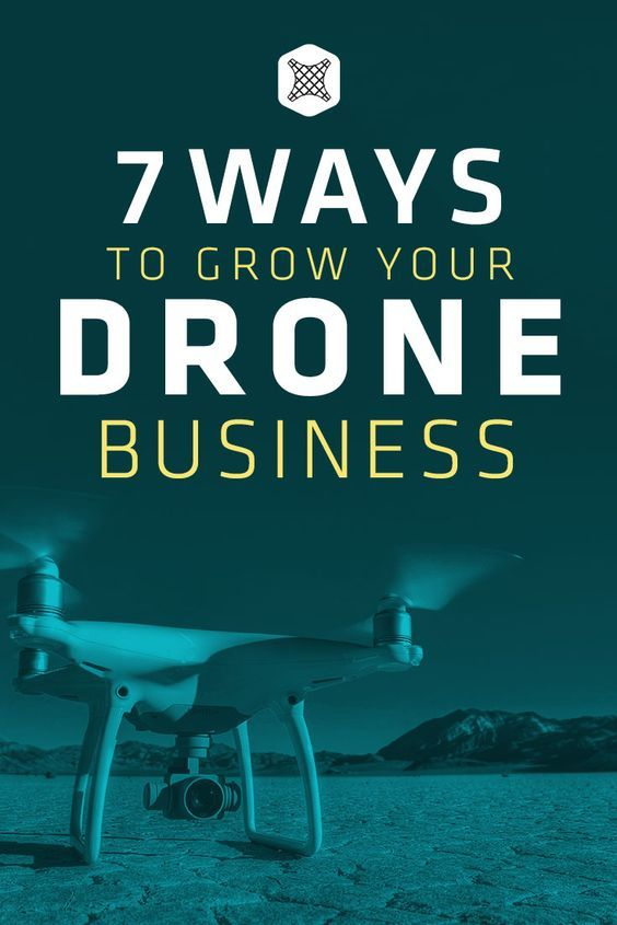 7 Ways to Grow Your Drone Aerial Photography Business Online Right Now! via From...