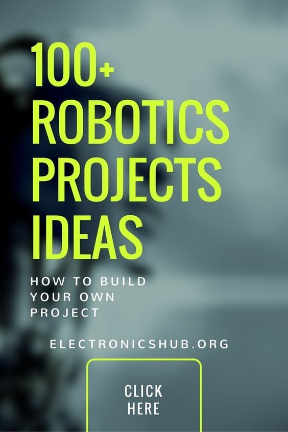 Best Robotics project ideas for final year engineering students have been listed...
