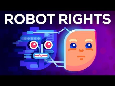 Do Robots Deserve Rights? What if Machines Become Conscious? - YouTube
