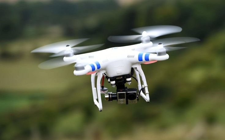 Drone tracking technology unveiled in world first  ||  Vodafone has created an...