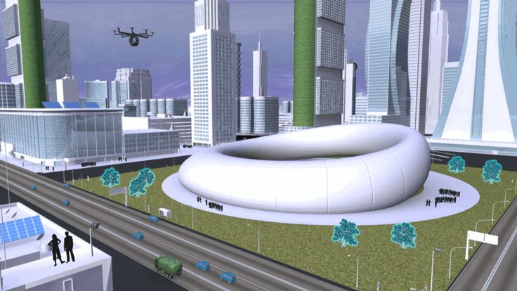 Have you ever wondered where you or your children may be living in 2050? Experts...