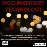 #documentary #technology - #royaltyfree #soundscape #music . To hear the full ve...