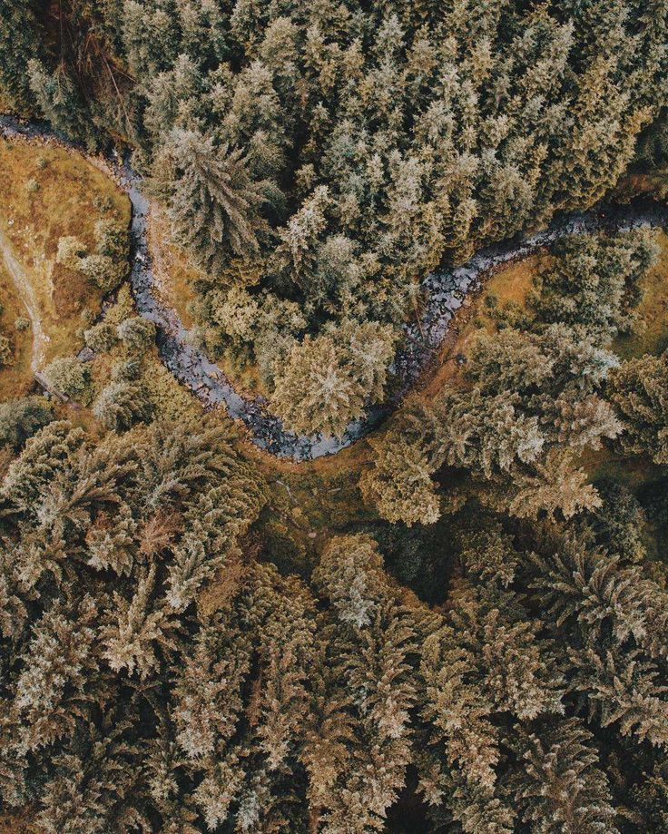 Beautiful Aerial Photography by Ryan Winterbotham #inspiration #photography