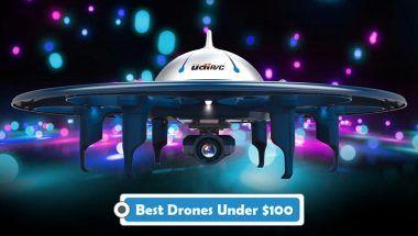 Best Drones Under $100 - TheProAthletes.com #dronestagram #dronephotography #dro...