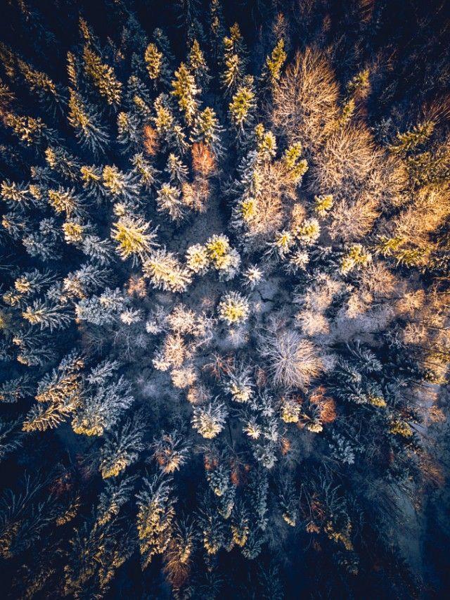 La photographie aérienne de Tobias Hagg (5)