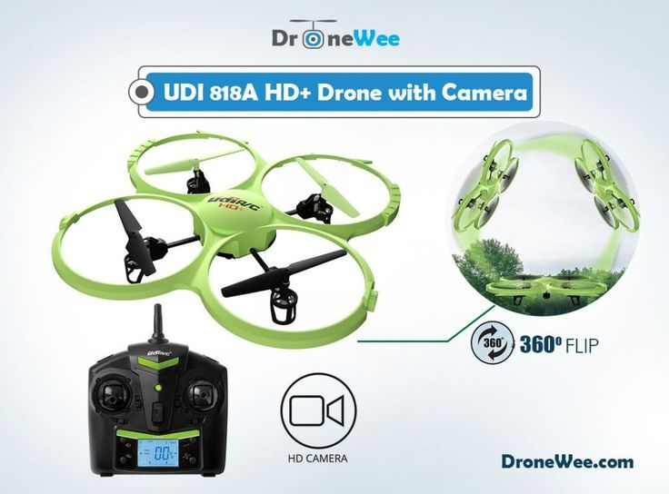 Landscape Drone Photography : The UDI 818 A is one of the best drones and is eas...