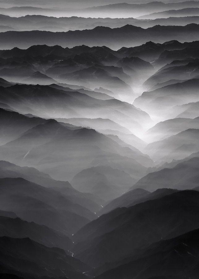 Luc Busquin - Sierra Nevada, California. S)