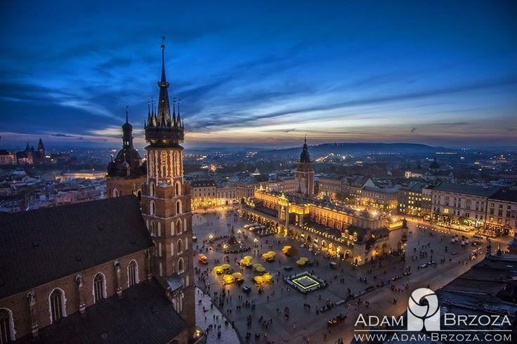 Photo Kraków - Poland [old city] par Adam Brzoza on 500px
