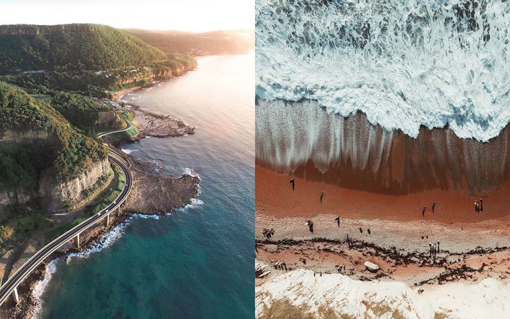 Spectacular Drone Photos Capture the Beauty of Australia's Landscape #photograph...