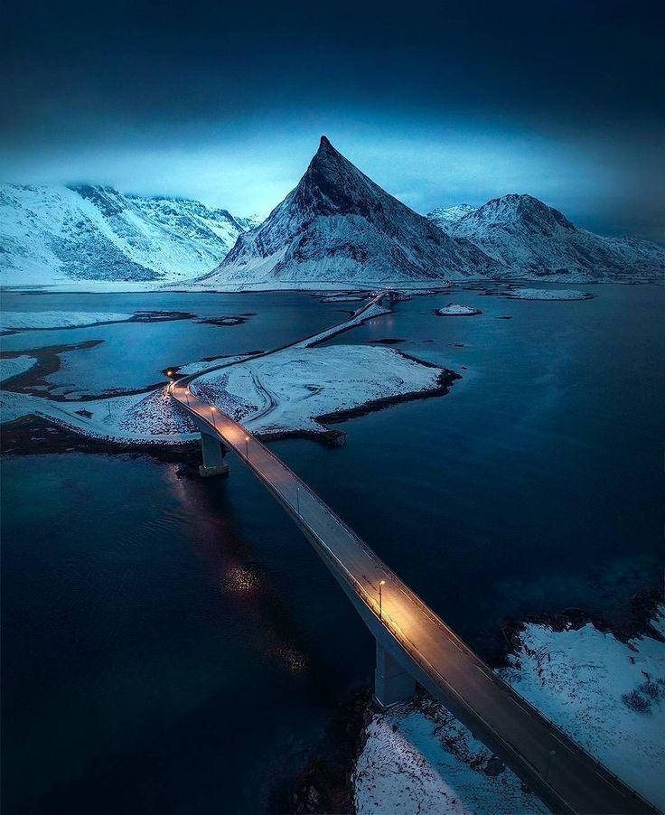 Taken during a Photo Tour on the Lofoten Islands, Norway. Big thanks to master o...