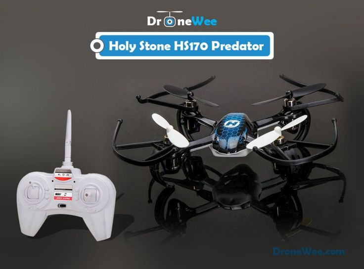The Holy Stone HS170 is awesome drone fun to fly and super affordable. The drone...