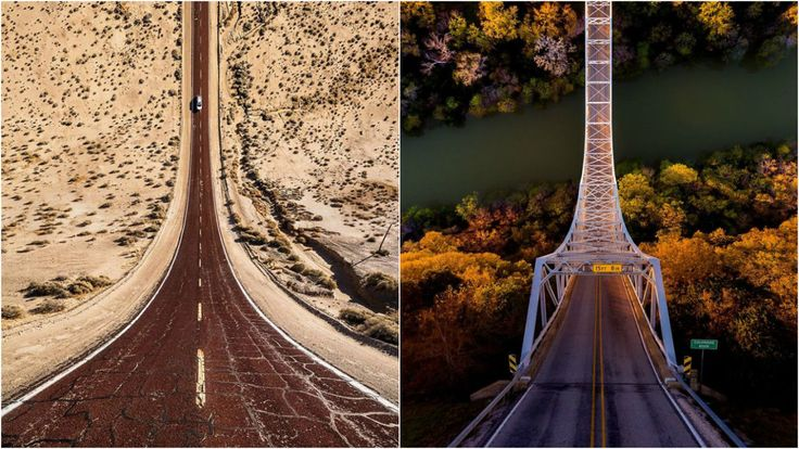 Turkish graphic designer and photographer Aydın Büyüktaş takes awesome lands...