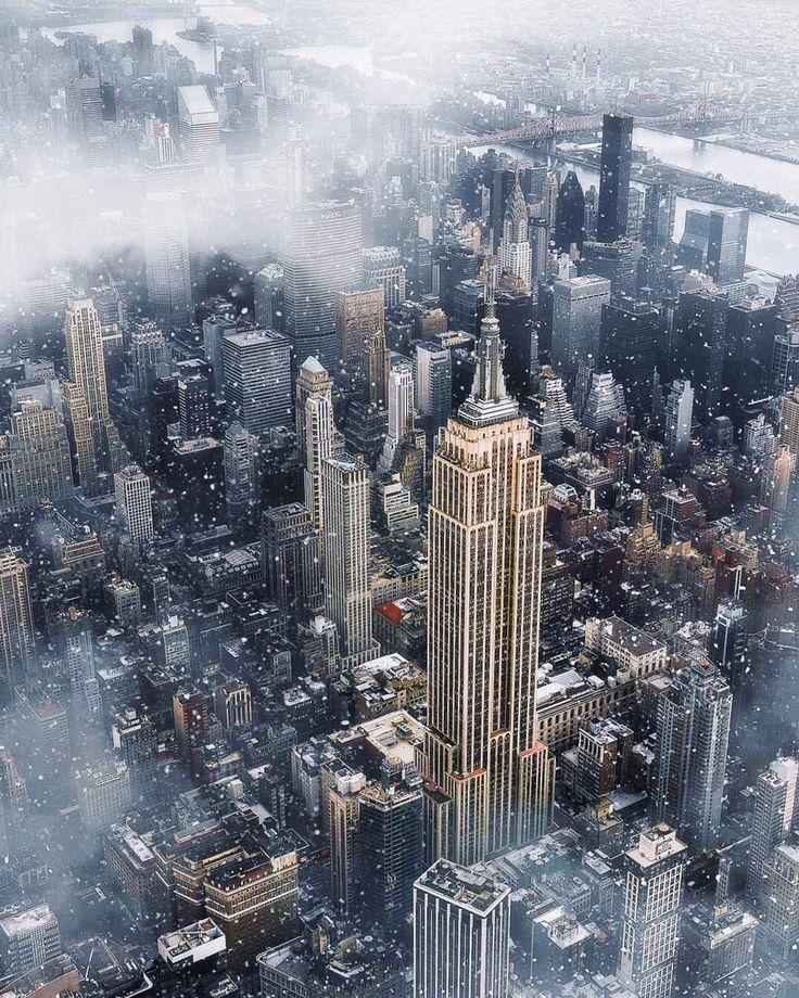 cityscape - travel   new york city - nyc - landscape - city photography - us - u...