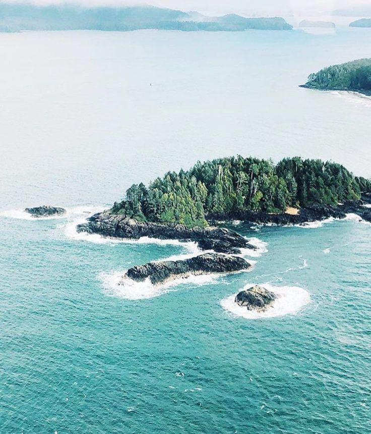 tofino, BC - travel   canada - coast - island - coastline - british columbia - w...