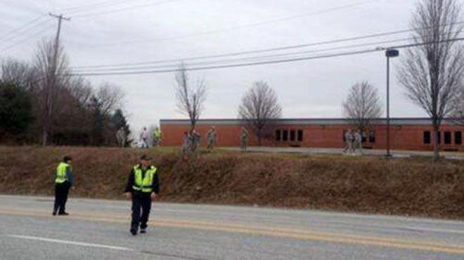 375-pound military drone crashes near Pennsylvania elementary school, report say...