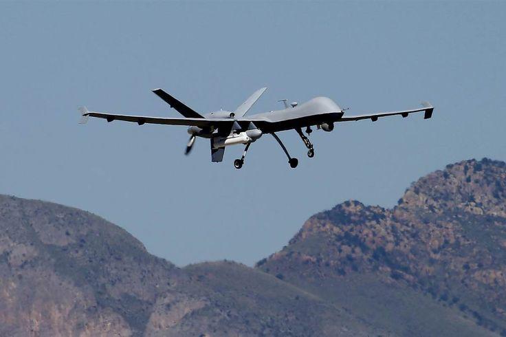 Former Drone Pilots Denounce 'Morally Outrageous' Program - NBC News