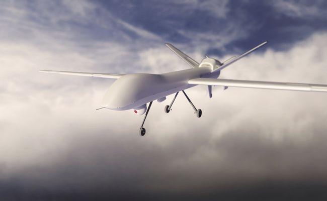 Military Drones Are in Use Over the U.S., Pentagon Confesses