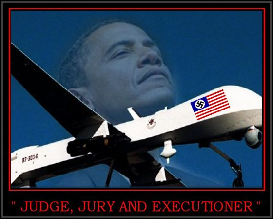 Obama Plans To Use Military Drones Against American Journalists, Freedom Activis...