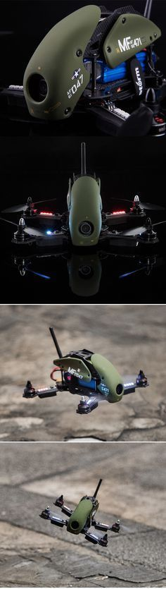 STORM Racing Drone (RTF / SRD280 V4 Military Spec)