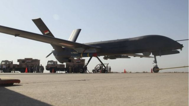 The Iraqi Army Is Flying Chinese-Made Killer Drones
