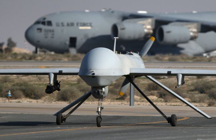The Pentagon says its non-military drone flights over US soil were 'rare and...
