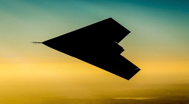 Military Drone: This drone is one of the most secretive