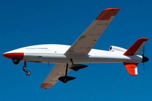 UAV SandShark, fot: Northrop Grumman