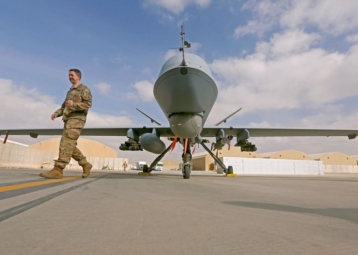 What Is Project Maven Google Urged to Abandon US Military Drone Program