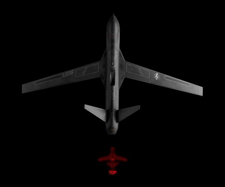 What will military drones in the future look like? The OBSIDIANseries concept ...