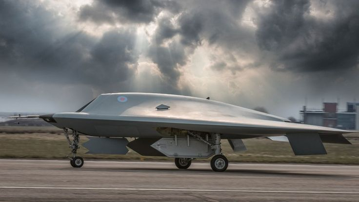 the Taranis, is one of the most cutting-edge drones in production