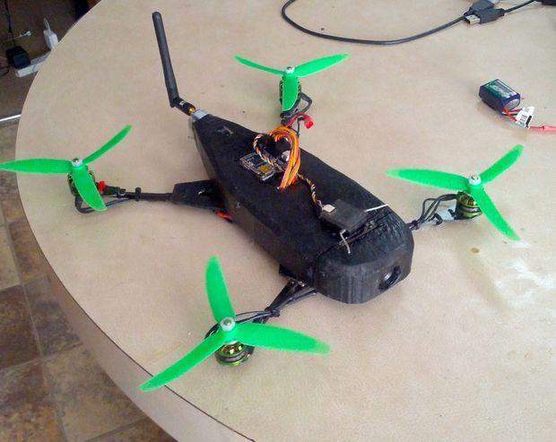 Build your own Drones - /DIY Drones/