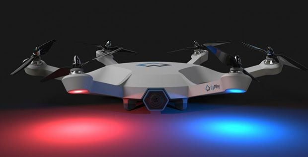 CyPhy Works Launches Drone That Makes Aerial Video Easy and Intuitive - IEEE Spe...