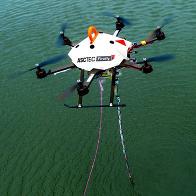 Drones That Can Suck Up Water Hunt Oil Leaks, Invasive Species | Drones able to ...