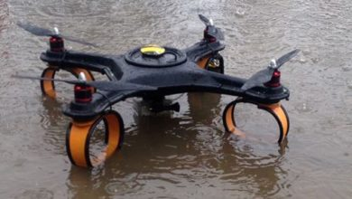 Drone Design : QuadCopter Raspberry Pi project Check out