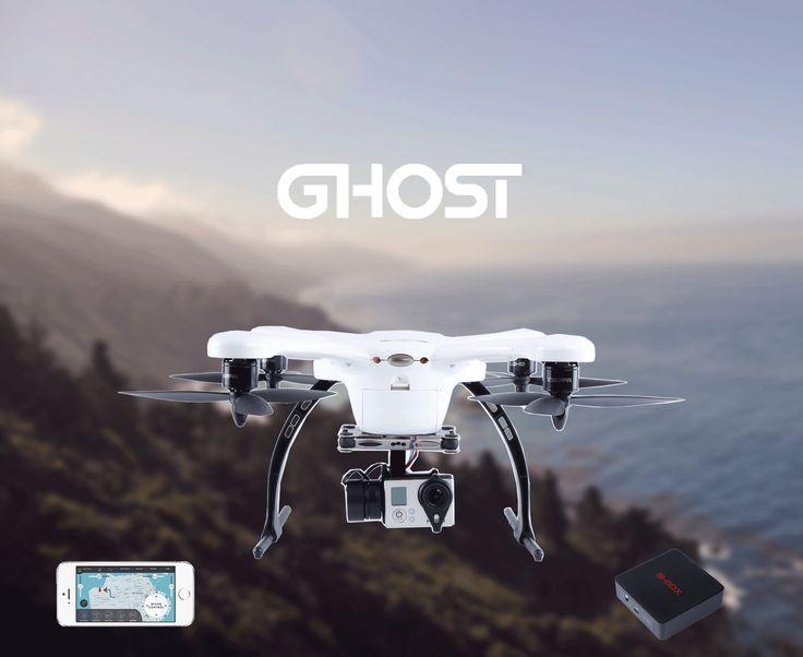Ghost Drone: Aerial filming has never been easier!  [ store.helivideopr... ] #Te...