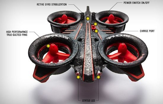 Helix X4 Stunt Quadcopter