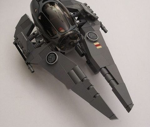 Drone Design Ideas : Made from lego bricks  So cool  Makes