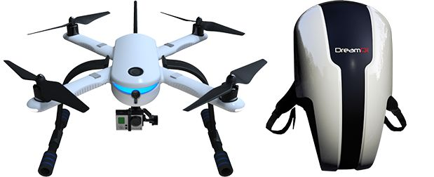 PlexiDrone: Making Aerial Photography a Breeze! | Indiegogo