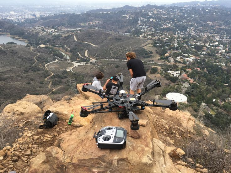 The hexacopter lifter
