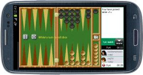 Backgammon for android to play online www.rubl.com/... Mobile backgammon app cli...
