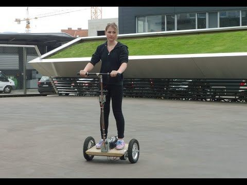 Drone Homemade : Arduino Segway: 4 Steps (with Pictures)