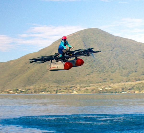 Drone Homemade : Kitty Hawk Flyer (Backed By Google's Larry Page) Takes Flig...