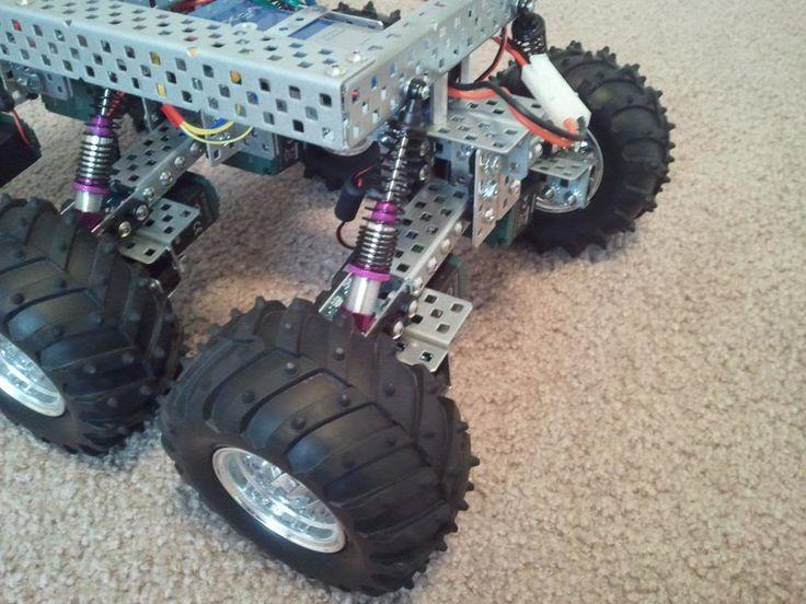 Drone Homemade : PAROVOZ: 6WD all-terrain robot platform    Let's Make Robot...