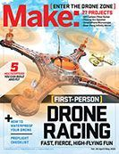 Drone Homemade : Subscribe to Make Magazine Today!