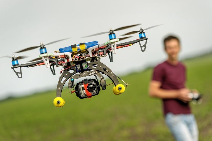 Even pilots flying their drones for fun need coverage in case their device hurts...