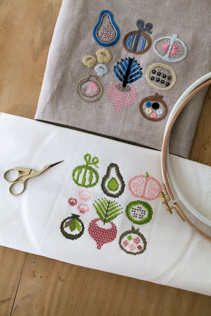 How to Create Custom Cross-stitch Patterns