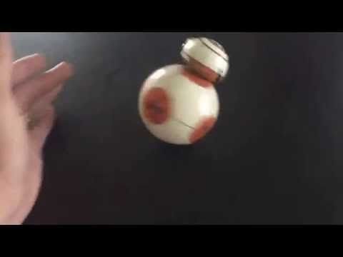 Make your own Star Wars BB-8 rolling ball droid