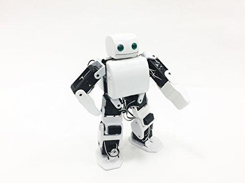 PLEN2 is an arduino compatible Robot Kit consisting control boards, servo motors...